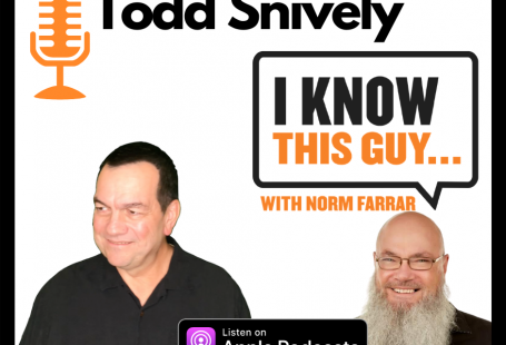 Todd Snively and Norm Farrar
