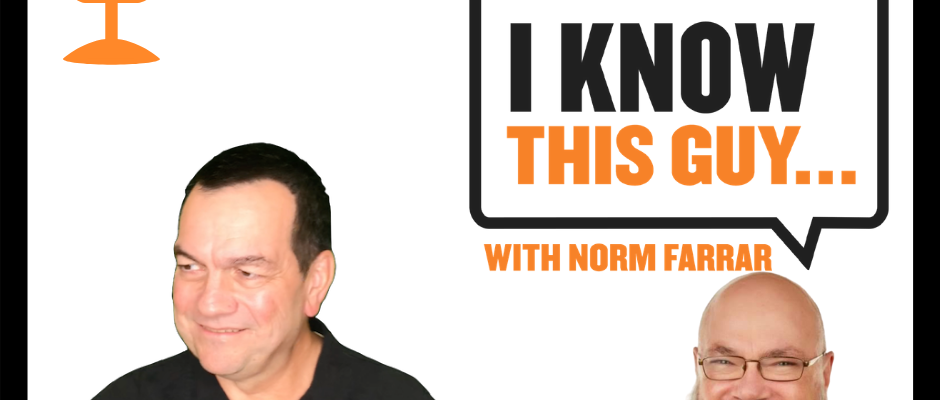 Todd Snively and Norm Farrar